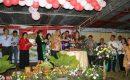 Sekot Lolowang Wakili Walikota Eman Hadiri HUT Ke-10 Kelurahan Kamasi