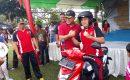 Perayaan HUT Bhayangkara ke-73, Polres Kotamobagu Bagi-Bagi Kupon Berhadiah