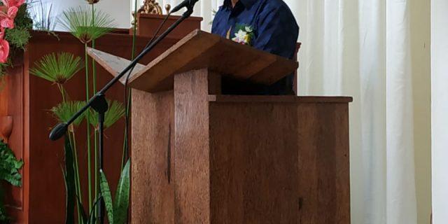 HAPSA WKI Wilayah Tomohon Satu, Walikota Eman Harap Kaum Ibu Membawa Berkat