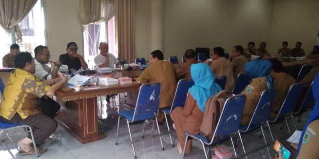 DPRD Kabupaten Bolmong Bentuk Panitia Khusus Bahas LKPJ