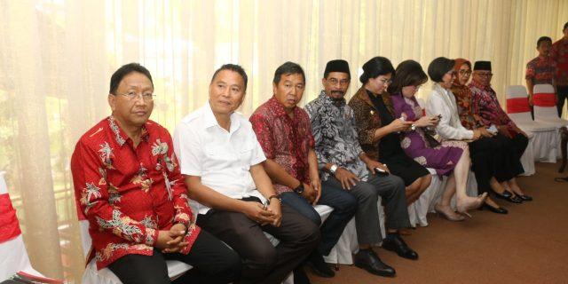 Walikota Eman Sampaikan langsung Undangan Untuk Hadiri TIFF 2019 Kepada Presiden Jokowi