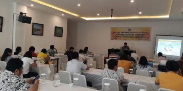 Pemkot Tomohon Gelar Bimtek Peraturan Perundang Undangan Bidang Perumahan dan Permukiman
