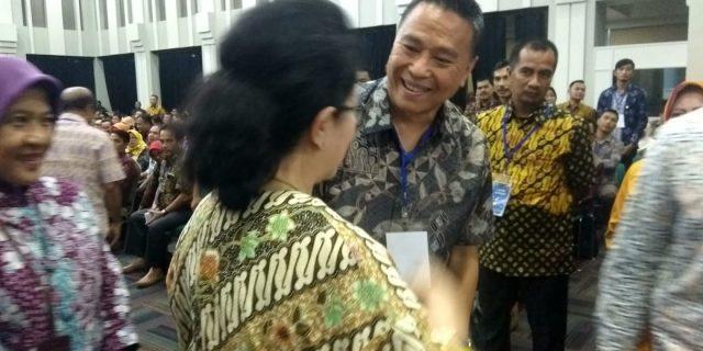 Walikota Eman Hadiri Penyerahan Penetapan Kebutuhan Formasi CPNS Untuk Dokter Gigi dan Bidan PTT
