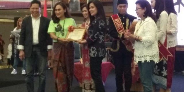 Istri Walikota Bitung Ajak Lestarikan Yaki