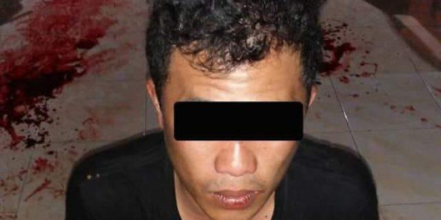 Pelaku Penganiayaan di Desa Matani Diamankan Polsek Tumpaan