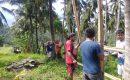 Masyarakat Desa Rumoong Bawah Mendukung Motor Cross Oikumene