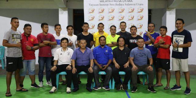 BJM Gelar Turnamen Futsal di Sangihe