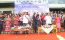 ROR-RD HadiriSelebrasi Paskah tahun 2019 dan HUT Pemuda Sinode Gereja GMIM ke-93 di Minahasa