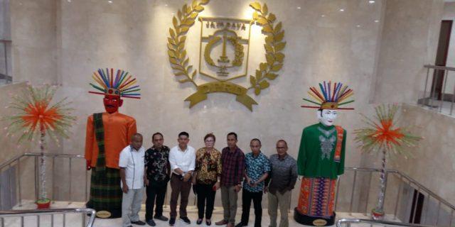 DPRD Bolmong Kunker di DPRD Jakarta Bahas Tenaga Kerja