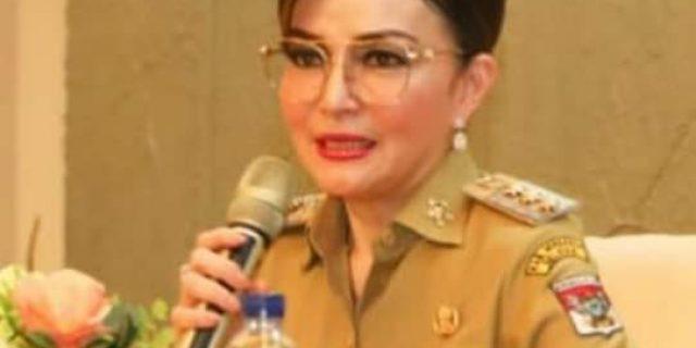Bupati Tetty Minta Camat, Lurah dan Hukum Tua Waspada Provokasi Aksi People Power