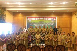 Jajaran Pejabat Minahasa IkutiWorkshop Pelaksanaan Reformasi Birokrasi di Manado