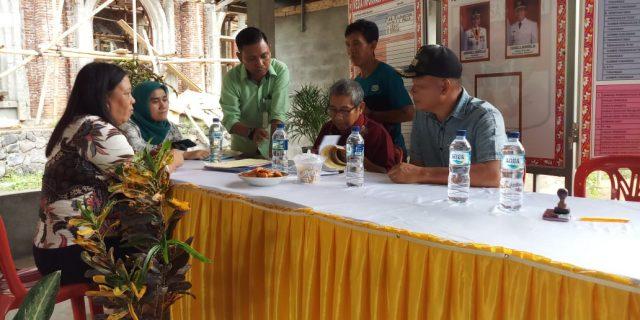 Kemendes Apresiasi PID Desa Rumoong Bawah