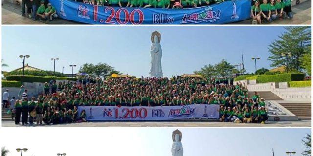 1.200 Mitra Bisnis KK Indonesia Gemparkan Hainan-China, 500 dari Sulut