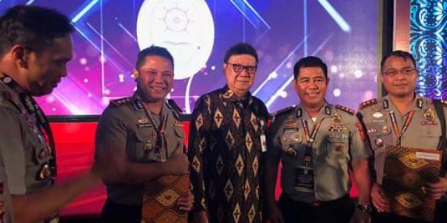 Polres Minsel Raih Penghargaan Pelayanan Publik dari Kemenpan RB