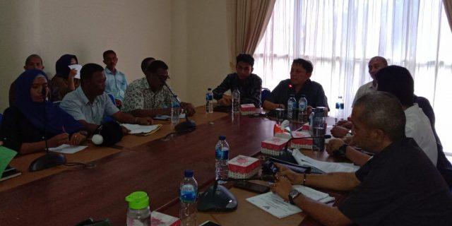 Kisruh Pilsang Insil Baru, Komisi I DPRD Bolmong Kembalikan ke Panitia Kabupaten