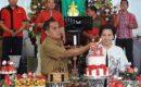 HUT Perkawinan Ke-31 Keluarga Sajow Singkoh Melalui Ibadah Syukur