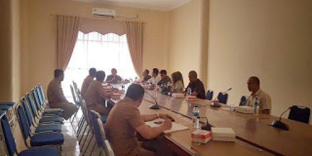 Komisi I DPRD Bolmong Gelar RDP Terkait Pilsang 2019