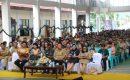 Walikota Eman Hadiri Perayaan Menyambut Natal Bersama Tokoh Masyarakat, Agama dan Linmas