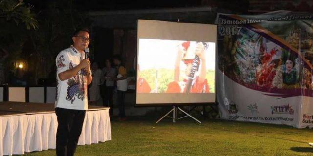 Road Show TIFF 2017 di Bali Membuat Undangan dan Pengunjung Terpatri dan Terkesima
