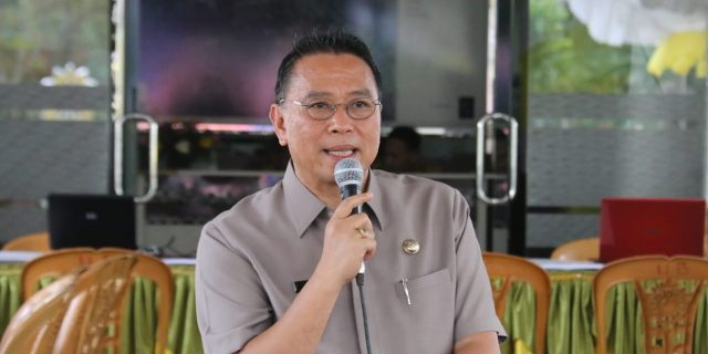 Pemilu 2019, Walikota Eman Mengapresiasi Kerpada Penyelenggara Pemilu Serta Kepada Semua Elemen Masyarakat