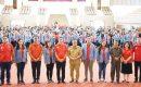 Wabup RD Terima 670 Mahasiswa Fakultas Hukum Unsrat Manado PKL di Minahasa